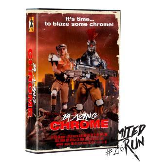 Blazing Chrome VHS Edition