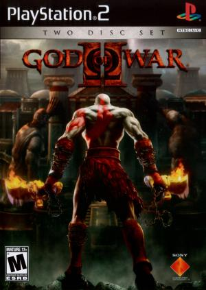 God Of War II/PS2