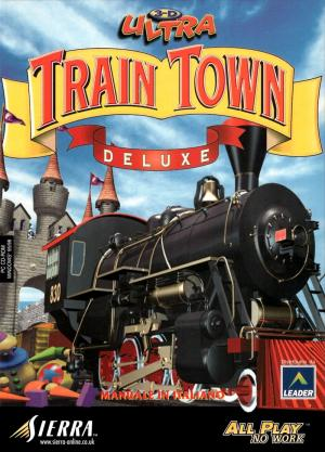 3D Ultra Train Town Deluxe