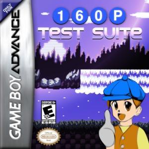 240p TestSuite Mini GBA