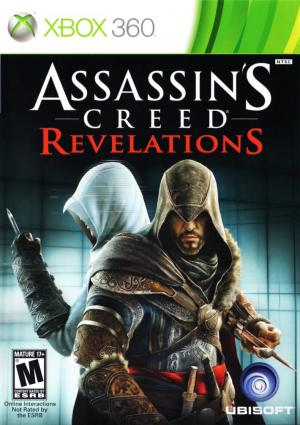Assassin's Creed Revelations/Xbox 360
