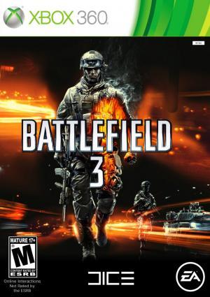 Battlefield 3/Xbox 360