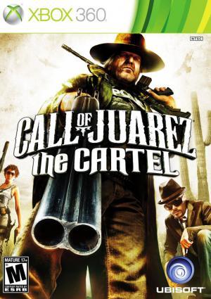 Call Of Juarez The Cartel/Xbox 360