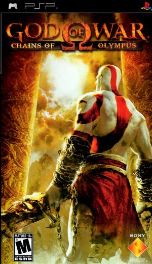 God Of War Chains Of Olympus/PSP