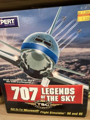 707 Legends of the Sky