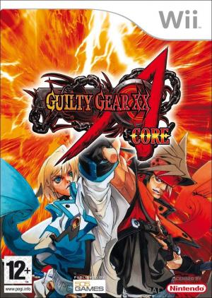Guilty Gear XX Accent Core/Wii