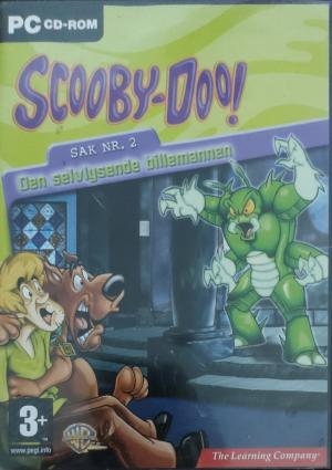 Scooby-Doo! Den selvlysende billemannen