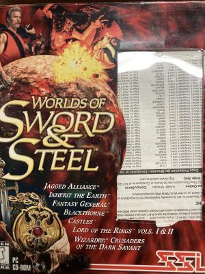 Worlds of Sword & Steel