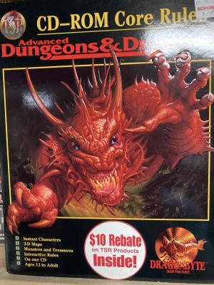 AD&D CD-Rom Core Rules