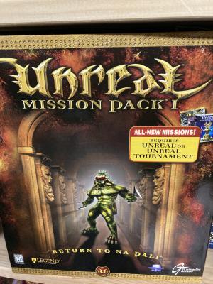 Unreal Mission Pack 1 - Return to NA Pali
