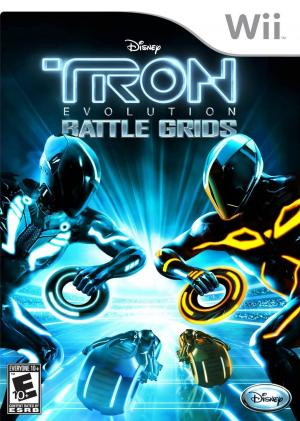 Tron Evolution – Battle Grids