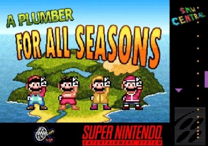A Plumber For All Seasons cover