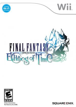 Final Fantasy Crystal Chronicles Echoes of Time/Wii