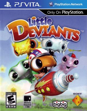 Little Deviants/PS VITA