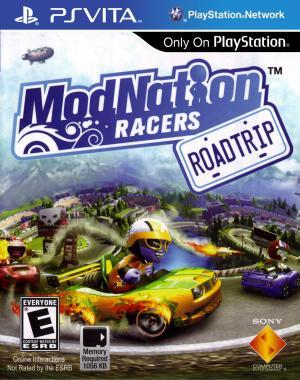 Modnation Racers Road Trip/PS Vita