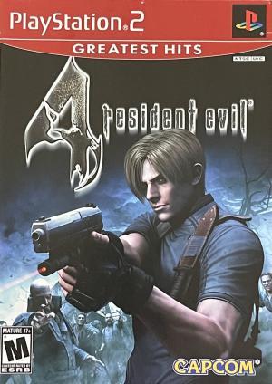 Resident Evil 4 [Greatest Hits]