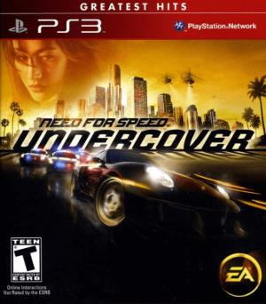 Need for Speed: Undercover [GREATEST HITS]