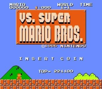 Vs. Super Mario Bros. (Virtual Console)