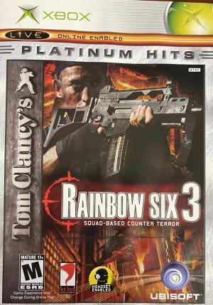 Tom Clancy's Rainbow Six 3 [PLATINUM HITS]