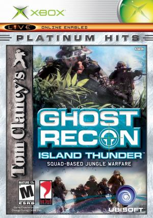 Tom Clancy's Ghost Recon: Island Thunder [PLATINUM HITS]