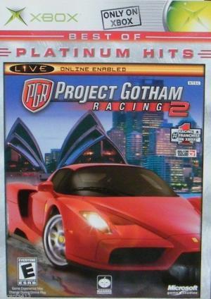 Project Gotham Racing 2 [Best of Platinum Hits]