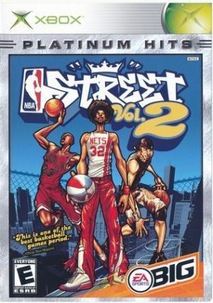NBA Street Vol. 2 [PLATINUM HITS]