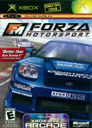 Forza Motorsport [NOT FOR RESALE]