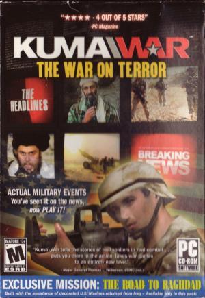 Kuma War The war on Terror