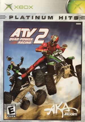 ATV Quad Power Racing 2 [Platinum Hits]