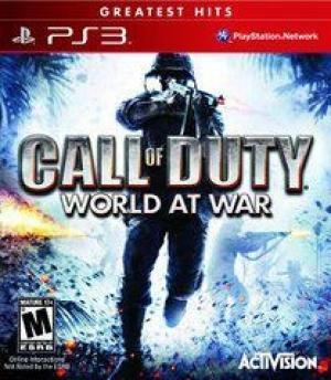 Call of Duty World at War [Greatest Hits]