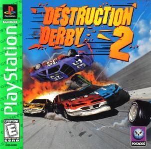 Destruction Derby 2 (Greatest Hits)