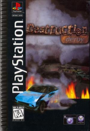 Destruction Derby [Long Box]