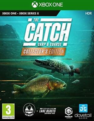 The catch : carp & coarse fishing collectors edition