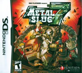 Metal Slug 7/DS