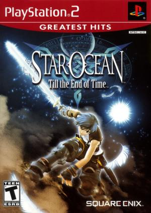 Star Ocean: Till the End of Time [Greatest Hits]
