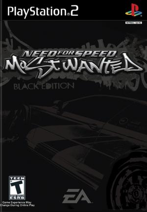 Need for Speed: Most Wanted (Black Edition)