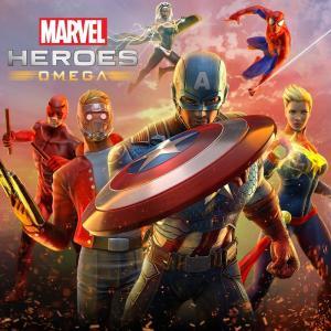 Marvel Hero's Omega