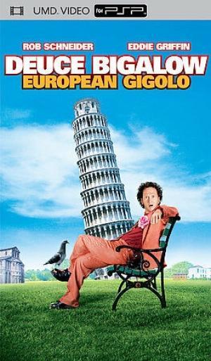 UMD Video: Deuce Bigalow European Gigolo