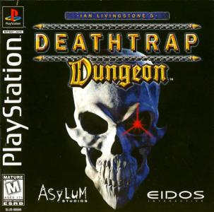 Deathtrap Dungeon/PS1