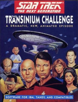 Star Trek: The Transinium Challenge