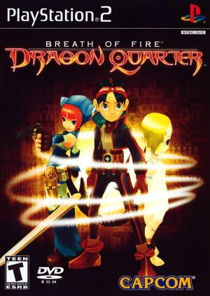 Breath Of Fire Dragon Quarter/PS2