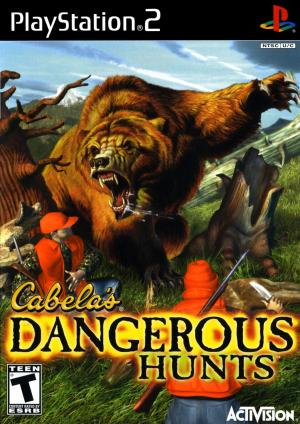 Cabela's Dangerous Hunts / PS2