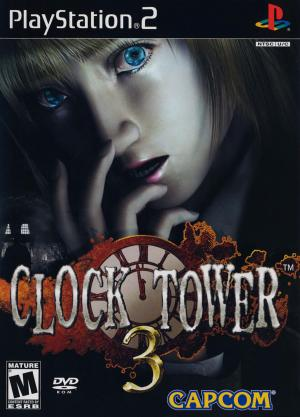 Clock Tower 3/PS2