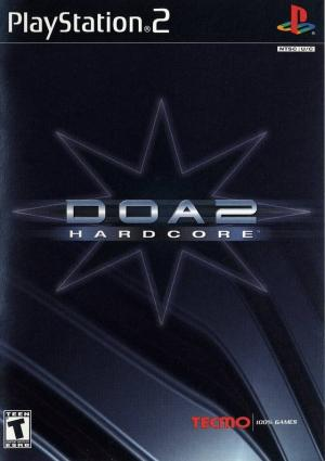 Dead or Alive 2 Hardcore / PS2