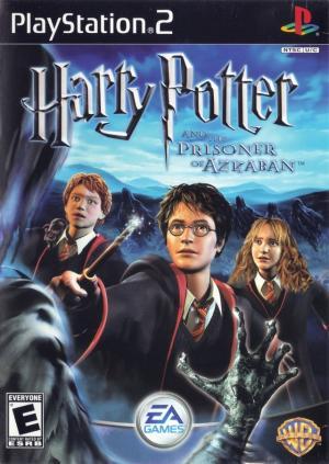 Harry Potter And The Prisoner Of Azkaban/PS2