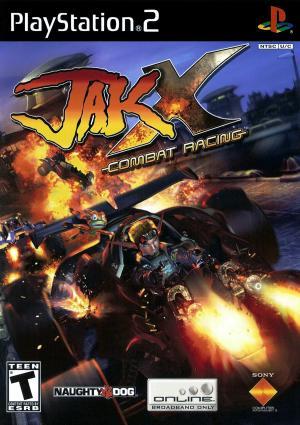 Jak X Combat Racing/PS2