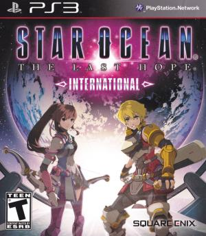 Star Ocean  The Last Hope International Edition/PS3