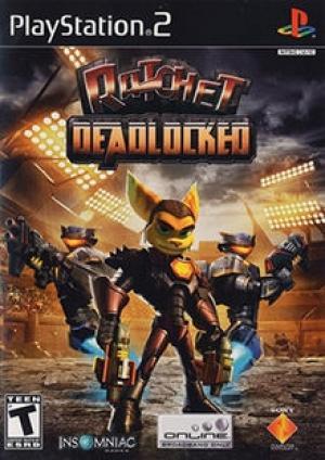 Ratchet Deadlocked/PS2