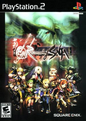 Romancing Saga/PS2