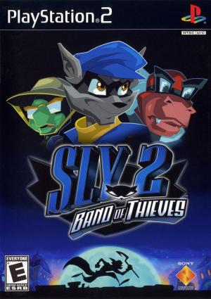 Sly 2 Band Of Thieves/PS2